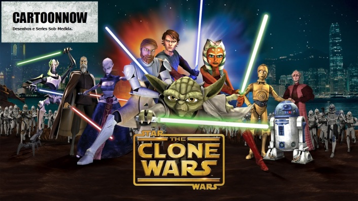 Star Wars The Clone Wars S05 720p WEB-DL AVC AC3-SWC