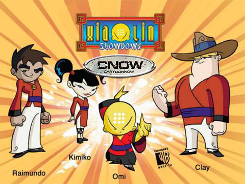 xiaolinshowdown2