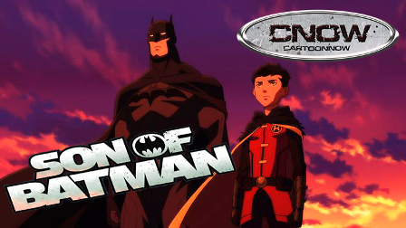 Son of Batman DCAU film
