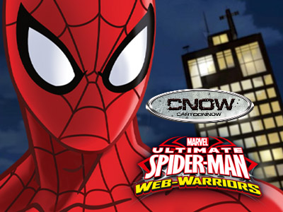 Ultimate Spider-Man Web Warriors capa